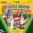 crayola castle creator build your own 3d castles