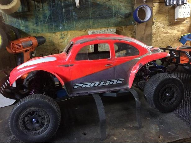 TRAXXUS SLASH RACE KIT ONLY