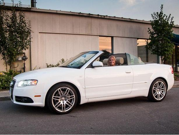 Audi A Convertible S LINE PACKAGE Coupe Door Gloucester - Audi a4 coupe