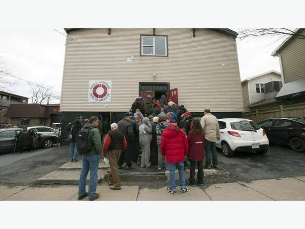 WANTED: Parking Spot Need for Non-Profit Souls Harbour Rescue Mission