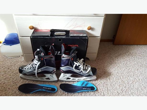 Bauer vapor 1x custom skates