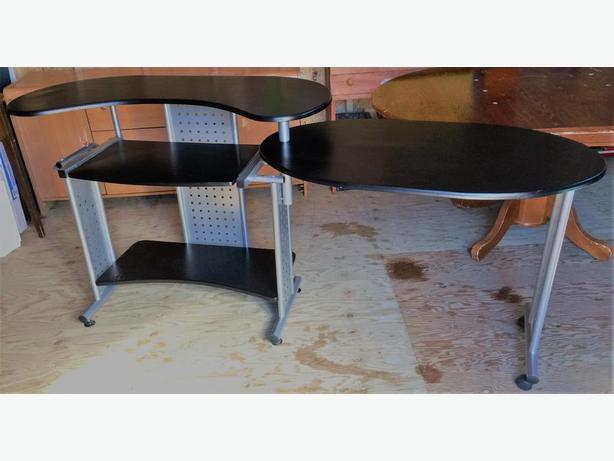 Used Folding Corner Desk