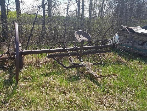 Vintage rake
