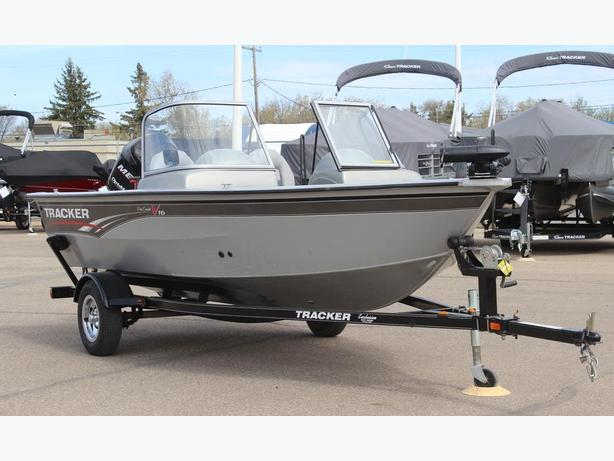 2010 Tracker ProGuide V16 WT w/Mercury 75hp Optimax