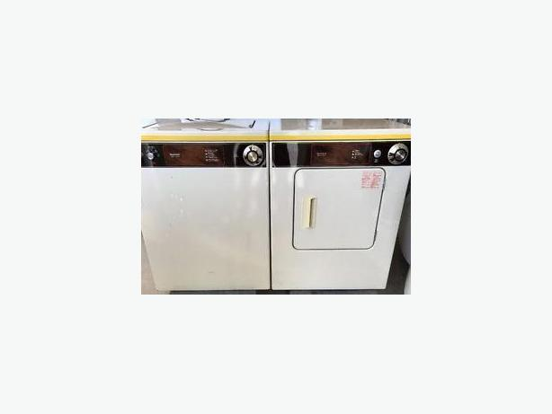 Kenmore Compact Washer/Dryer Set