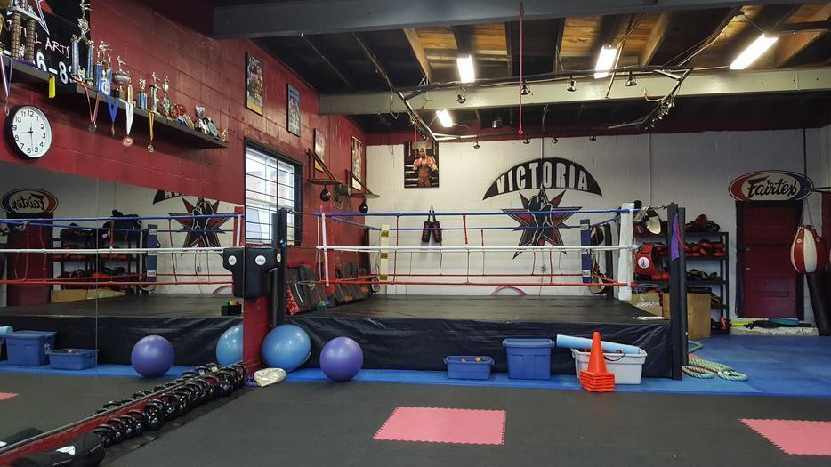 Private lessons in freshly renovated gym downton