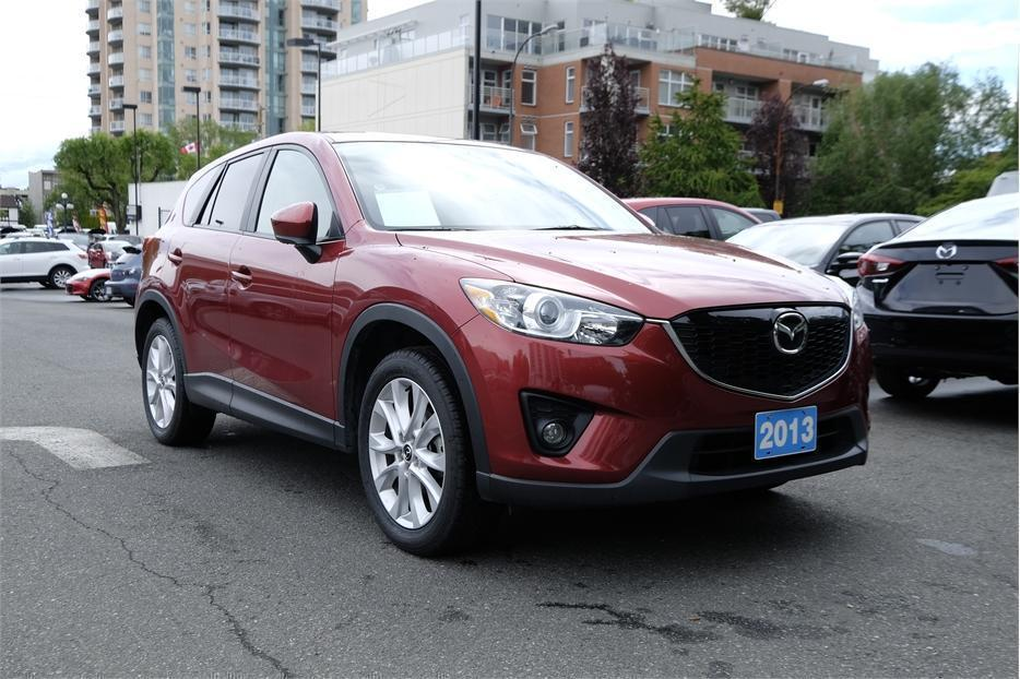 2013 Mazda Cx 5 Gt Awd 2 0l 6at Base Victoria City Victoria