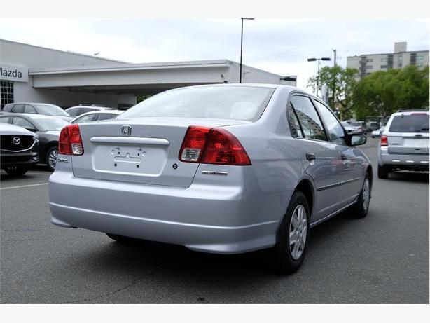 2004 Honda Civic CIVIC DX VP