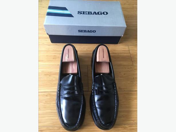 Sebago - Classic Black Loafer