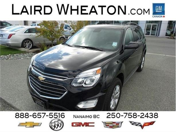 2016 Chevrolet Equinox LT True North Edition, Sunroof