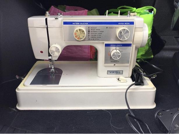 Viking Sewing Machine Model 40 North Nanaimo Nanaimo Beauteous Husqvarna Sewing Machines Calgary