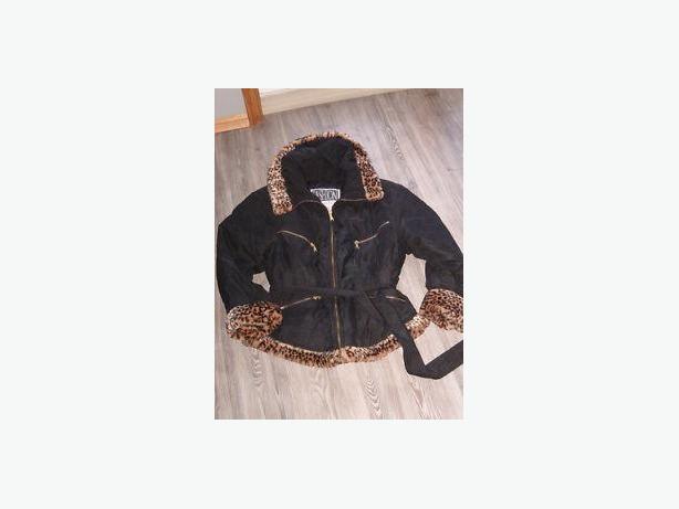 winter jacket . , med size ,