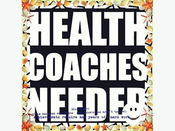 Attn: Wellness Coaches Needed