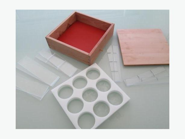 Sharicsoaps The One Mold System