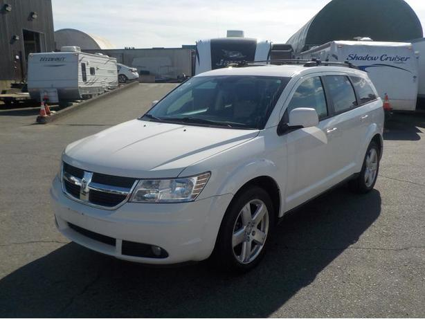 2009 Dodge Journey SXT AWD With 3rd Row Seating
