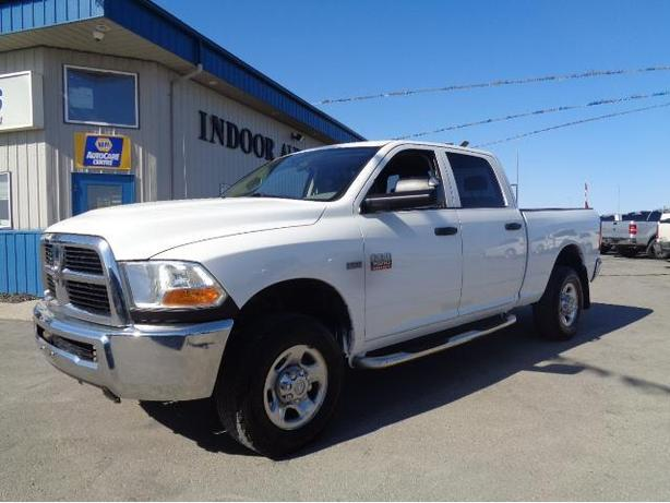 2010 Dodge Ram 2500 ST #I5799 INDOOR AUTO SALES WINNIPEG