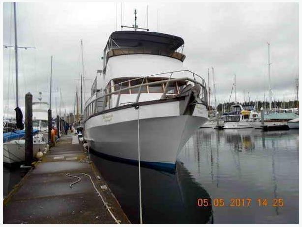 Research Vessel - 1980 Westport Marine Custom - Dakota