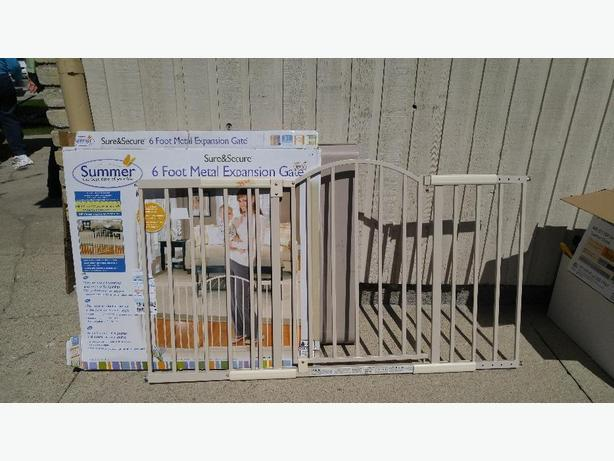 Baby / Toddler Metal Gate