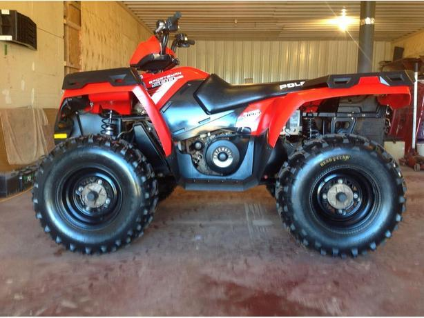 2013  Polaris sportsman 500 HO in awesome shape