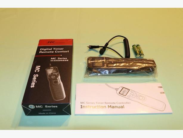JYC Digital Timer Remote Control Switch