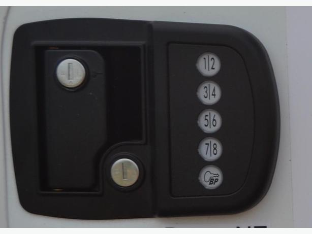 RV Keyless Entry lock