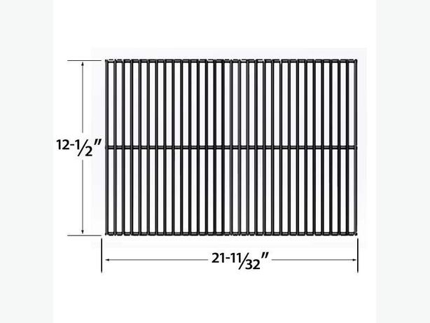 2 Pack Porcelain Steel Cooking Grid for Arkla Model.
