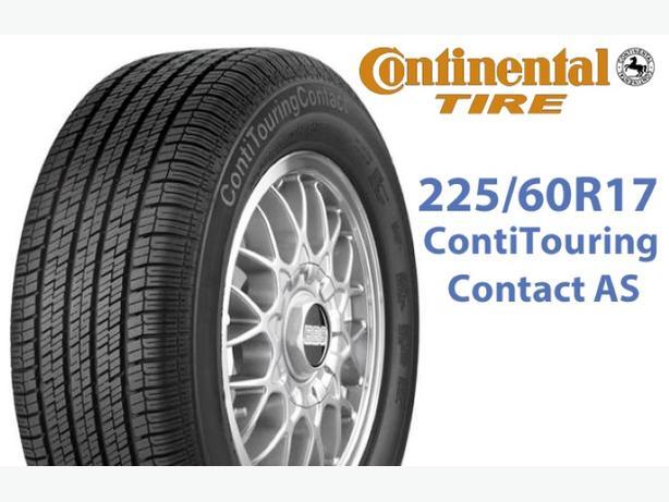 225/60R17 ~ Continental