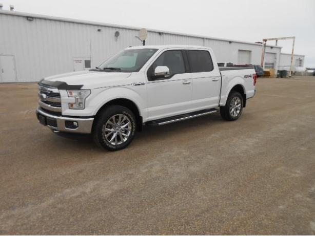 2016 Ford F-150 SuperCrew Lariat * Low Mileage* T5189