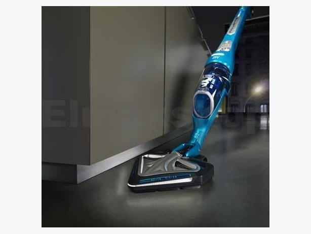 Cordless, Light and powerfull!! Rowenta Delta Force 18V Stick Vacuum.