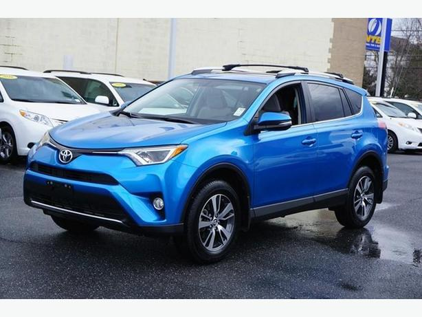 2016 Toyota Rav4 - Any Credit Approved. Drive Away Today!