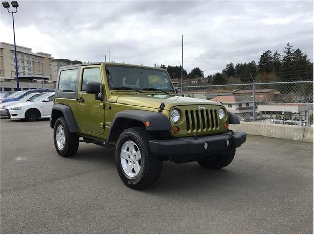 2010 Jeep Wrangler Mountain  - $178.30 B/W