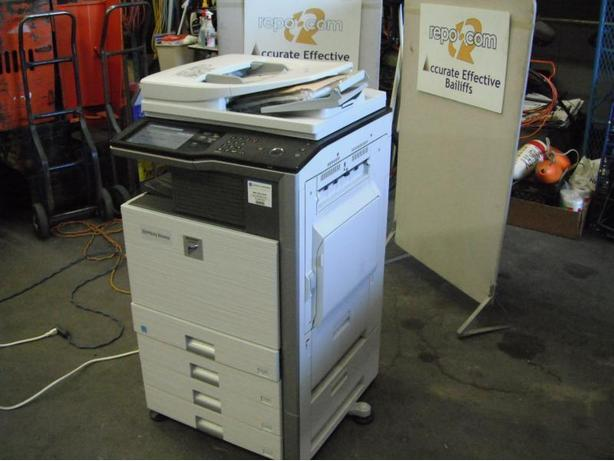 2010 Sharp MX-453N Photocopier