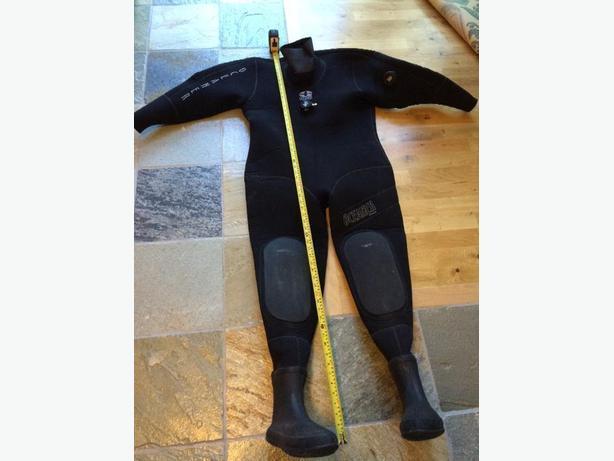 Titanium Oceaner Dry Suit