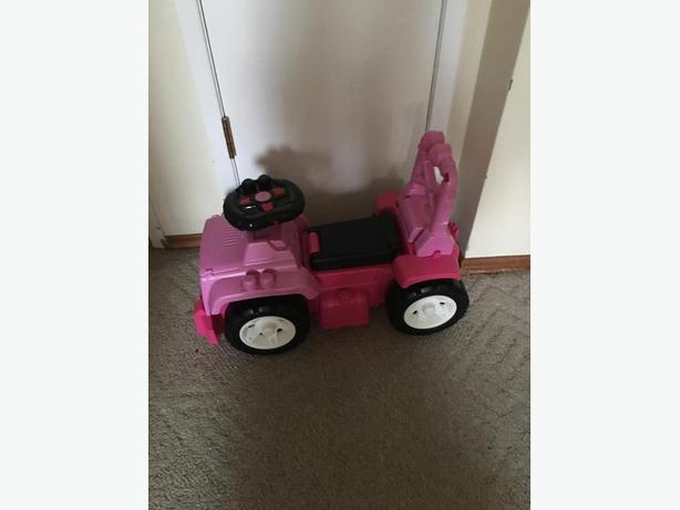car toy, walker