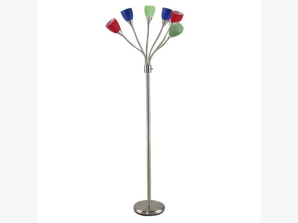 Gooseneck Lamp ~ COLOUR