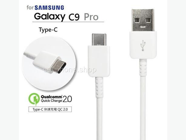 USB Type C Fast Charging Cable for Samsung Galaxy S8 A7 LG