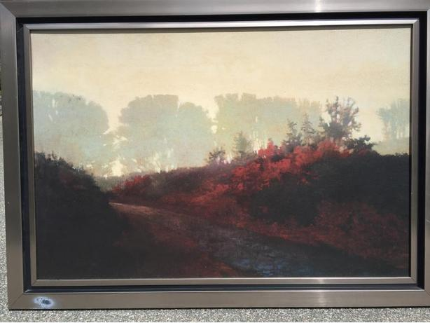 FREE: framed painting