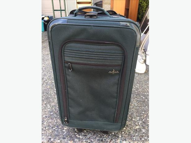FREE: suitcases