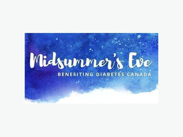 Midsummer's Eve benefiting Diabetes Canada