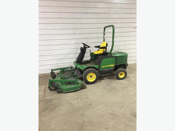 2012 john deere 1435 commercial mower