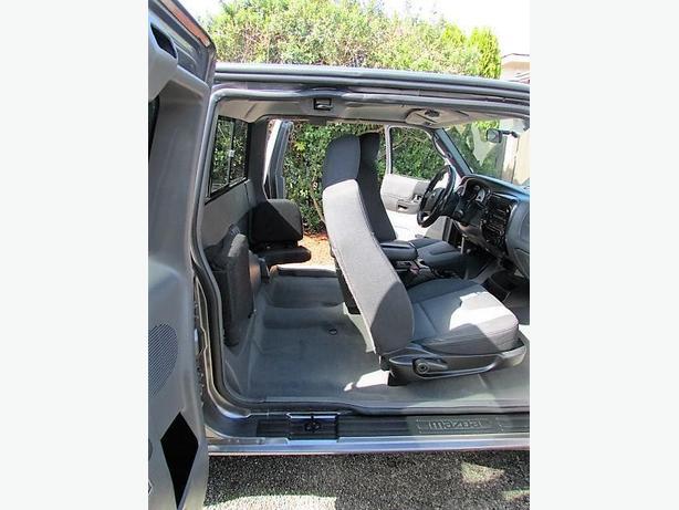 Mazda B4000 4X4
