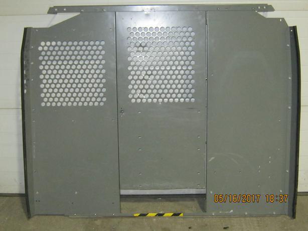 ADRIAN Steel divider rack for full size vans