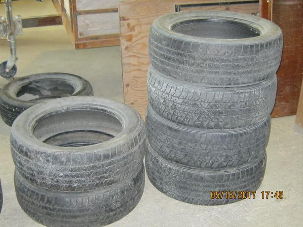 Firestone Firehawk GTA Tires