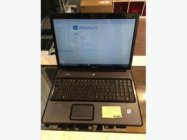 "15"" Compaq Presario A900 C2D 1.83 GHz 4 GB 500 GB HD w/ Warranty!"