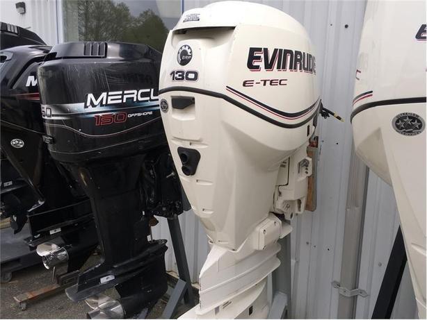 2013 Evinrude E130DPXAA -