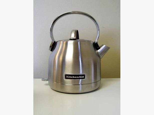 Stainless Steel Kitchenaid Kettle, New, Kettle Only