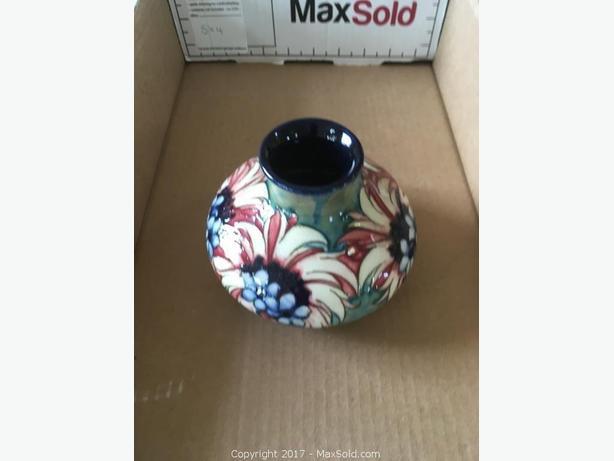Moor-Croft Vase