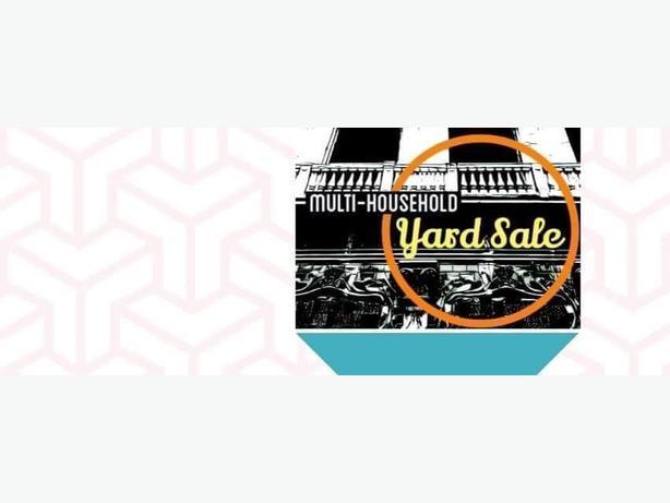 Wolseley Yard Sale