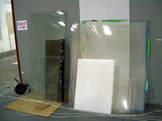 Plexiglass & Glass Sheets