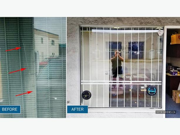 Storefront Glass Repair and Replacement